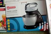 Master Chef Hand Mixer With Rotating Bowl   Kitchen Appliances for sale in Lagos State, Ojo