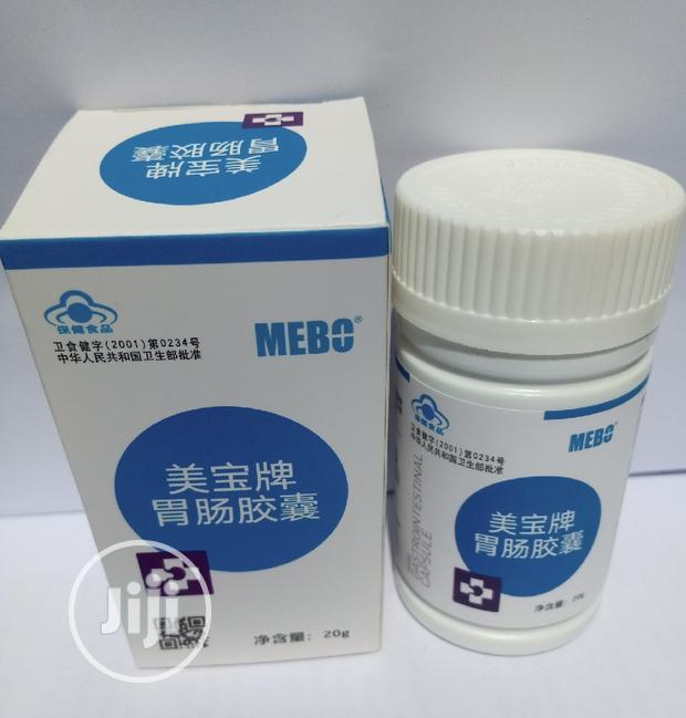 The Only Permanent Cure for Ulcer Is Mebo GI.