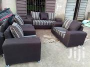 Complete Set of Chair 7seater for Your Sitting Room. | Furniture for sale in Abuja (FCT) State, Central Business District