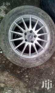 Used Alloy And Tires 16 Inch | Vehicle Parts & Accessories for sale in Lagos State, Ikeja