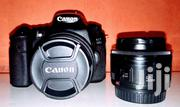 Canon 60D With 50mm Prime Lens & 18-55mm Kit Lens | Photo & Video Cameras for sale in Lagos State, Amuwo-Odofin
