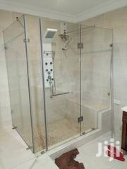 Tempered Glass Shower Door In Lagos | Plumbing & Water Supply for sale in Lagos State, Lagos Mainland