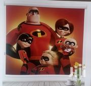 Children Curtain Children's Room Blind Character Roller Blinds | Home Accessories for sale in Lagos State, Ikeja