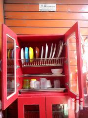 Hanging Wall Cabinate Dish Rack Step Rack By 3 Step | Kitchen & Dining for sale in Lagos State, Ikeja