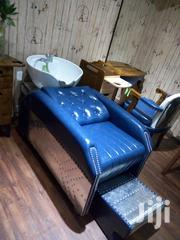 Shampoo Chair Blue | Health & Beauty Services for sale in Abuja (FCT) State, Kubwa