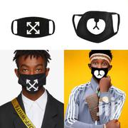 Off-white Mask Bape Mouth Mask | Clothing Accessories for sale in Lagos State, Lagos Mainland