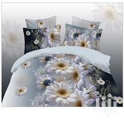 Flower 3D Quilt Cover Four Sets of Bed | Furniture for sale in Edo State, Egor