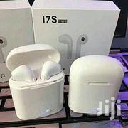 I7s Wireless Earbuds 4.2 Stereo Dual Earphone With Charger Box-b | Headphones for sale in Imo State, Owerri