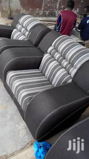 Complete Set of Permant Back Chair 7seater for Your Sitting Room. | Furniture for sale in Lagos State, Maryland