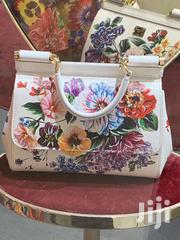 Dolce Gabbana Floral Print Female Handbag | Bags for sale in Lagos State, Ikeja