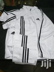 Quality White Track Suit | Clothing for sale in Abuja (FCT) State, Garki 1