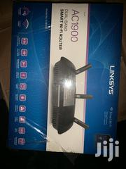 CISCO LINKSYS Dual Band Smart Wifi Router-ac1900 | Networking Products for sale in Lagos State, Ikeja