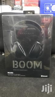 Boom Miego Wireless Headphone | Headphones for sale in Lagos State, Ikeja