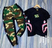 Desiners Top and Track Trousers   Clothing for sale in Lagos State, Ojo
