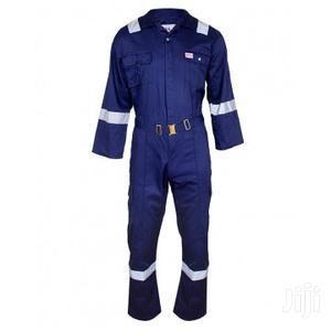 Safety Coverall With Reflective