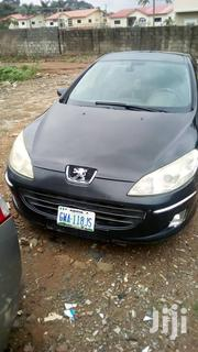 Peugeot 407 2009 Black   Cars for sale in Abuja (FCT) State, Gwarinpa