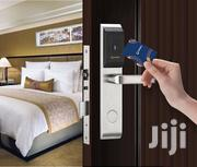 Installation Of Hotel Card Lock | Building & Trades Services for sale in Rivers State, Eleme