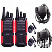 Baofeng999s 1800mah UHF 16 Channel Walkie Talkie Portable Radio Upgrad   Audio & Music Equipment for sale in Lagos State, Alimosho
