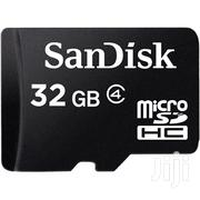 Sandisk Memory Card 32GB | Accessories for Mobile Phones & Tablets for sale in Abuja (FCT) State, Wuse II