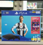 New Play Station 4 PS4 Slim Fifa 19 For Sale | Video Game Consoles for sale in Oyo State, Ibadan