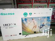 Hisense 65 Inches UHD 4k Television | TV & DVD Equipment for sale in Lagos State, Ojo