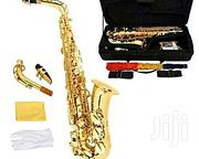 Yamaha Alto Saxophone With Accessories | Musical Instruments & Gear for sale in Lagos State, Ojo