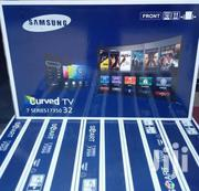 Samsung 32 Inches Curved Smart TV | TV & DVD Equipment for sale in Lagos State, Ikorodu