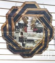 Turnkey Gold And Black Console Wall Mirror | Home Accessories for sale in Lagos State, Lekki Phase 2