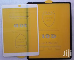 Edge To Edge 10D Tempered Glass For iPad And Samsung Tab
