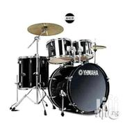 Professional Quality Yamaha Drum Set 5pcs | Musical Instruments & Gear for sale in Lagos State, Ojo