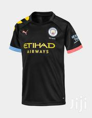 Puma Manchester City FC 2019/20 Away Jersey Black | Clothing for sale in Lagos State, Lagos Mainland