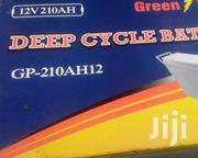 12v 210ah Green Power | Solar Energy for sale in Lagos State, Ojo