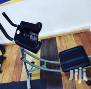 American Fitness Deluxe Commercial Ab Coaster With Full Accessories | Sports Equipment for sale in Akwa Ibom State, Uyo