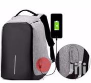 Buy At Grineria Store Your Anti-theft USB Cable Laptop Backpack | Bags for sale in Lagos State, Lagos Mainland