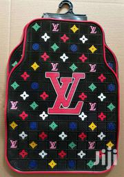 LV Car Floor Mat And Sterring Cover | Vehicle Parts & Accessories for sale in Lagos State, Ojo