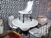 Rotating Royal Marble Dinning | Furniture for sale in Abuja (FCT) State, Gwarinpa
