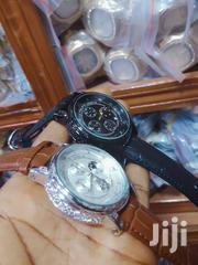 Patek Philippe Leather Wrist Watch | Watches for sale in Lagos State, Ikoyi