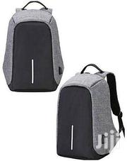 Anti-Theft USB Charging Port Backpack on Grineria Store | Bags for sale in Lagos State, Lagos Mainland