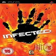 Brand New PSP Game Infected | Video Games for sale in Lagos State