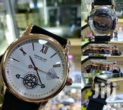 Montblanc Wristwatch With Genuine Leather | Watches for sale in Lagos State, Lagos Island