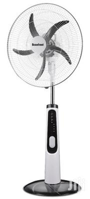 SCANFROST 18 Rechargable Fan SFRCFN-18 | Home Appliances for sale in Lagos State, Ikeja
