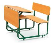 Wooden 2 Seaters School Desk | Furniture for sale in Lagos State, Ojo
