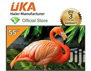 UKA 55 Smart LED UHD UKA 55 Smart LED UHD TV - Haier Manufacturer | TV & DVD Equipment for sale in Ondo State, Akure
