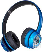 Monster Ntune 3.5mm Wired On Ear Headphones Wired | Headphones for sale in Lagos State, Ikeja