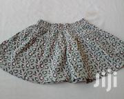 Gray Kiddies Skirt With Pink Details. Ages 2 To 4 Years | Children's Clothing for sale in Abuja (FCT) State, Kubwa
