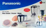 Panasonic 3 Jar Blender Mixer / Grinder System | Kitchen Appliances for sale in Abuja (FCT) State, Central Business District