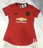 Original Manchester United FC 2019/20 Season Female Jersey | Clothing for sale in Rivers State, Port-Harcourt