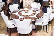 Round Marble Dining   Furniture for sale in Lagos State, Amuwo-Odofin