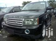 Land Rover Range Rover Sport 2006 HSE 4x4 (4.4L 8cyl 6A) Black | Cars for sale in Lagos State, Apapa