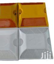 Double-sided High Strength Road Stud BY HIPHEN SOLUTIONS   Safety Equipment for sale in Rivers State, Port-Harcourt
